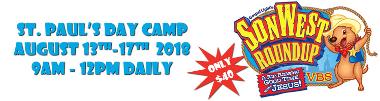 Newmarket VBS Day Camp 2018