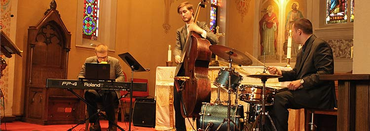 Jazz Vespers at St. Paul's