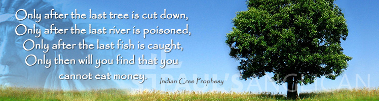 Indian Cree Prophesy
